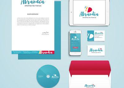 Branding Identity Abrandia